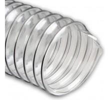 Рукав полиуретановый для воздуховода d100мм PU - 0,7мм